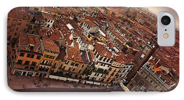 Vibrant Verona IPhone Case