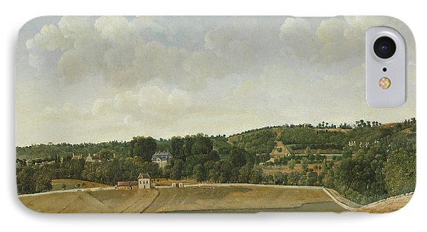 View Of Chatenay IPhone Case