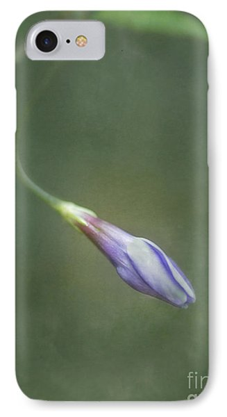 Flowers iPhone 8 Case - Vinca by Priska Wettstein