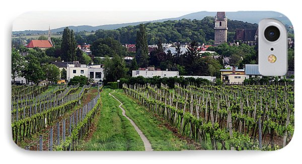 Vineyard Walkway - Austria IPhone Case
