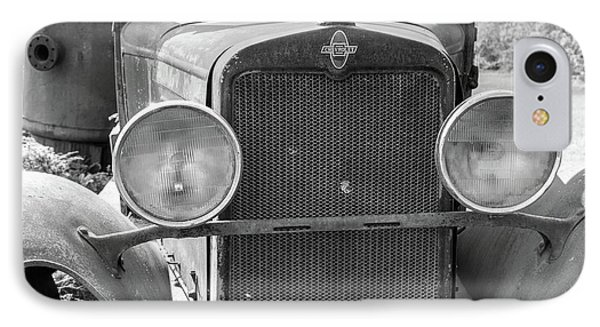 Vintage Chevrolet IPhone Case