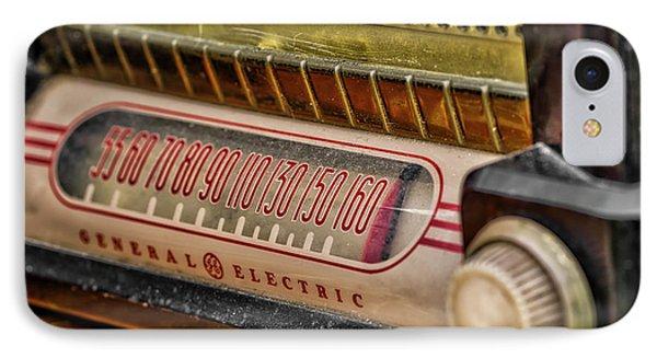 Vintage G.e. Radio IPhone Case