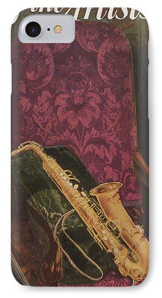 Vintage Poster IPhone Case