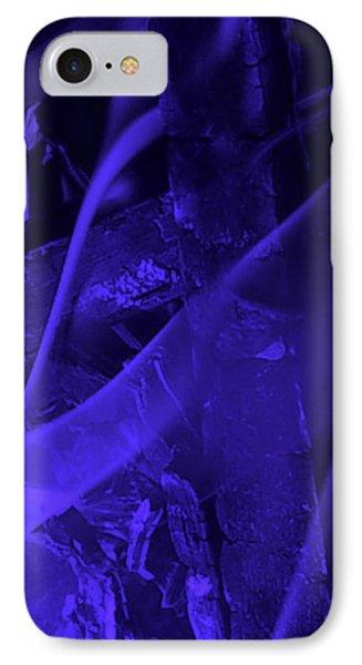 Violet Shine I IPhone Case