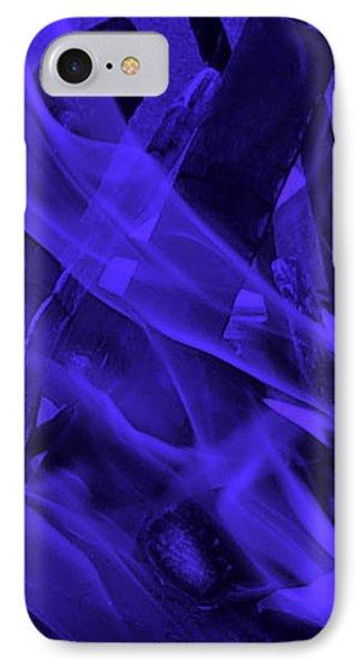 iPhone 8 Case - Violet Shine I I by Orphelia Aristal