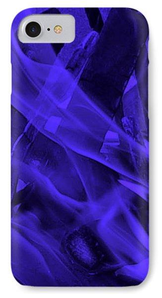 Violet Shine I I IPhone Case