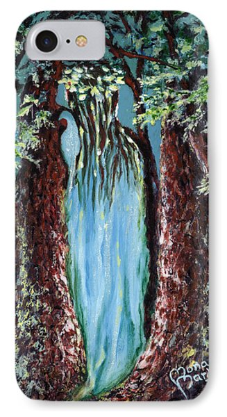 Virgin Forest IPhone Case