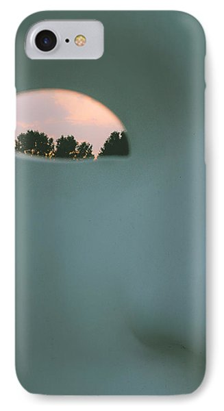 Visions At Sunset IPhone Case