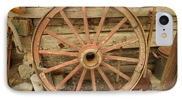 Wagon Wheel IPhone Case