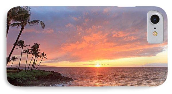 Wailea Sunset IPhone Case