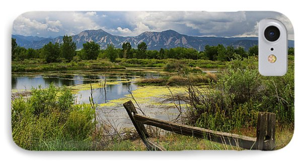 Waldon Ponds IPhone Case