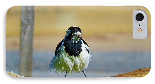 IPhone Case featuring the photograph Wally The Wet by Mark Blauhoefer