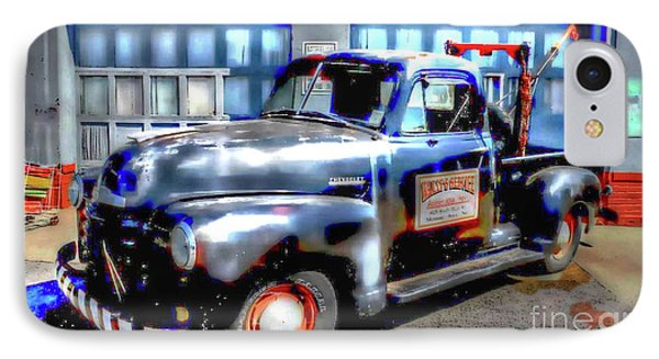 Wally's Service And Towing - Mayberry, North Carolina IPhone Case