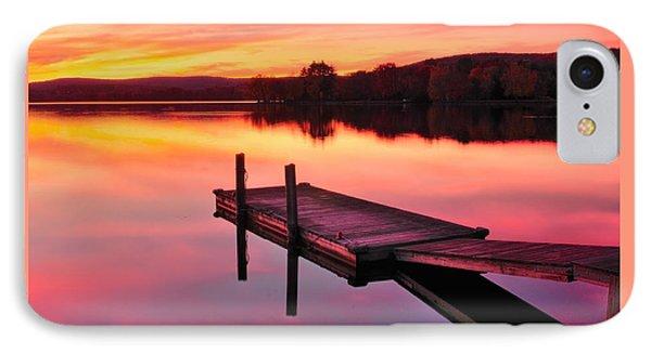Waramaug Sunset IPhone Case
