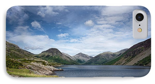 Wastwater Morning IPhone Case