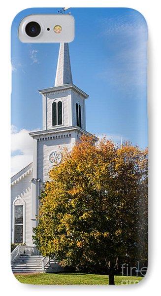 Waterbury Congregational Church, Ucc IPhone Case