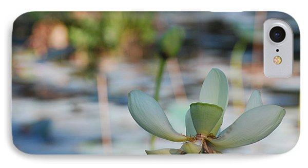 Waterlily Wash Horizontal IPhone Case