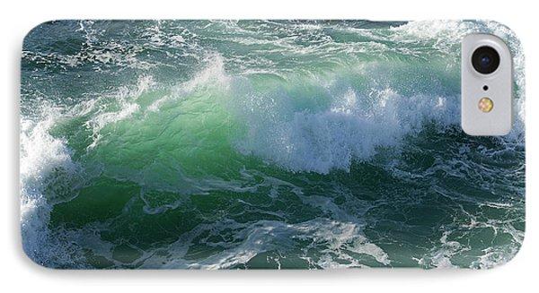 Wave At Montana De Oro IPhone Case