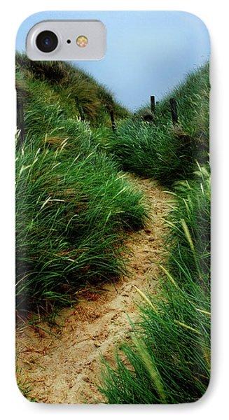 Way Through The Dunes IPhone Case