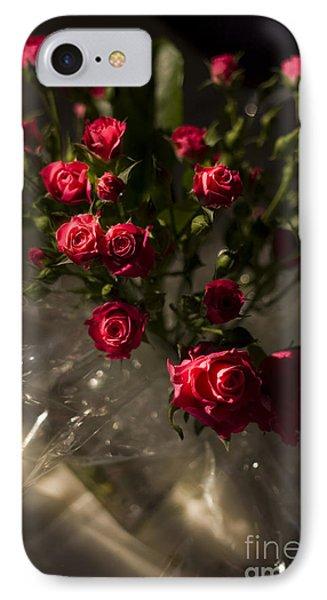Wedding Roses IPhone Case