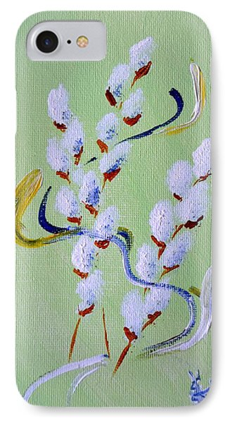 Welcome Spring IPhone Case