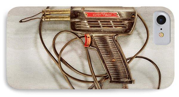 Weller Expert Soldering Gun IPhone Case
