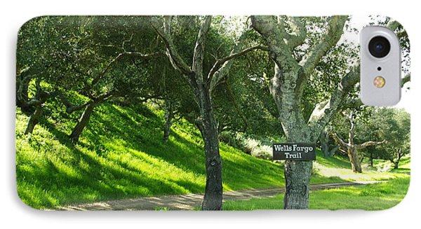 Wells Fargo Trail IPhone Case