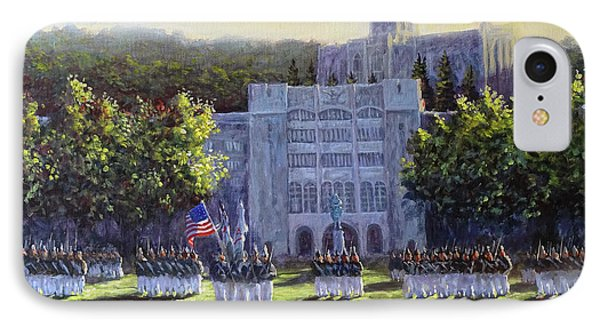 West Point Parade IPhone Case