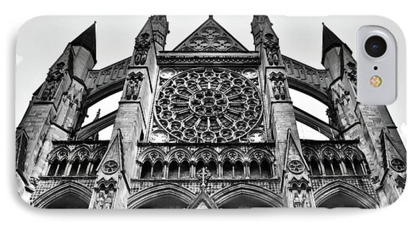 Westminster Abbey London IPhone Case