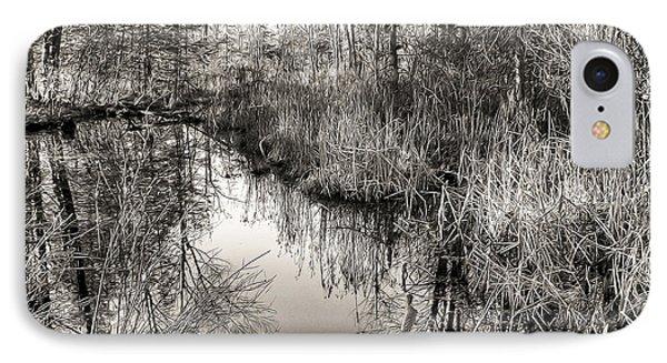 Wetland Essence IPhone Case