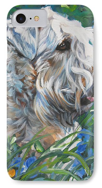 Wheaten Terrier IPhone Case