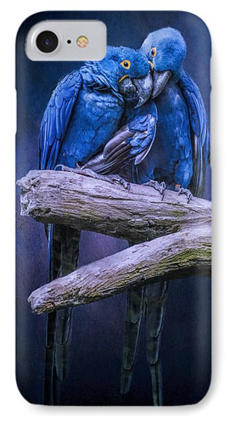 When I'm Feeling Blue IPhone Case