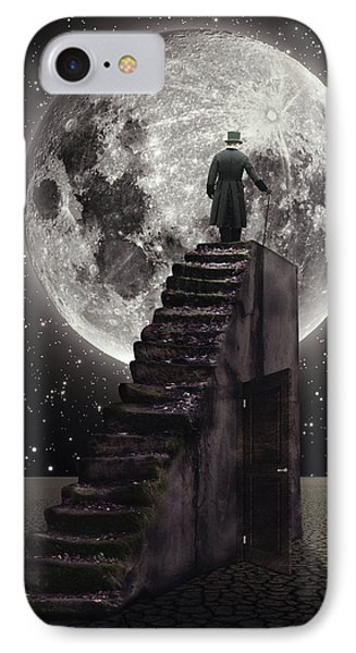 Where The Moon Rise IPhone Case