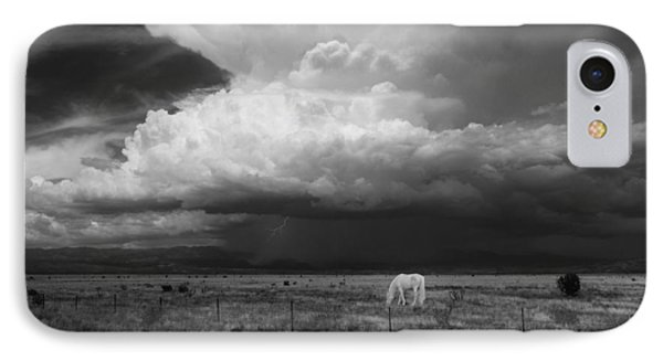 Where The Wild Horses Are IPhone Case