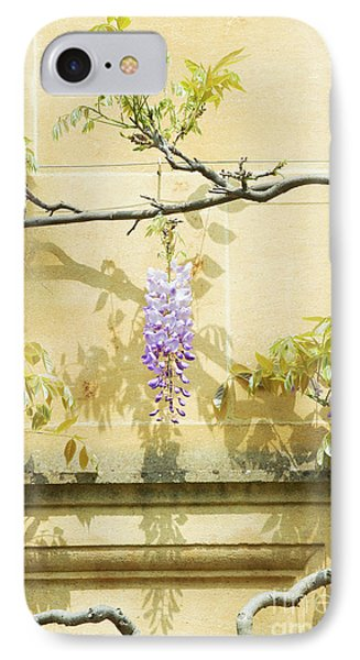 Whispering Wisteria IPhone Case