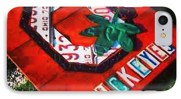 Who Are You Rooting For Tonight?  #osu IPhone Case