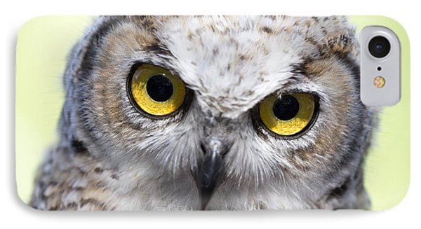 Whooo IPhone Case