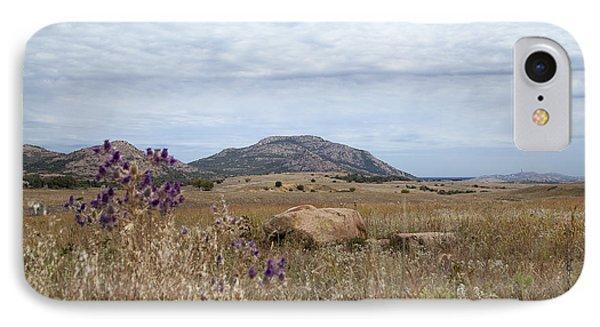 Wichita Landscape IPhone Case