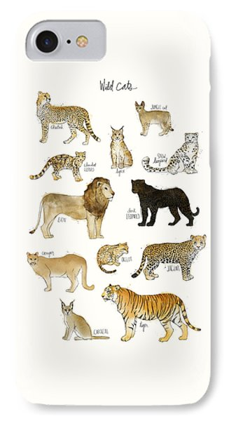 Wild Cats IPhone Case