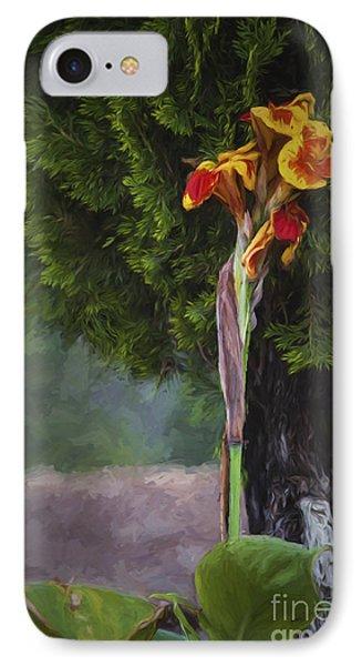 Wild Flower  ... IPhone Case