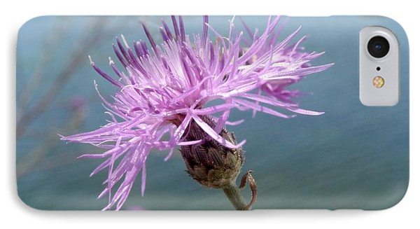 Wild Flower By The Lake IPhone Case