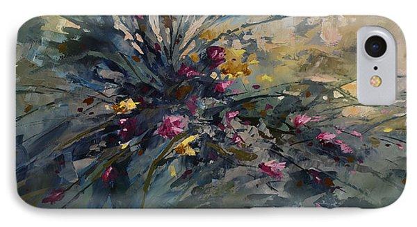 'wild Flowers' IPhone Case
