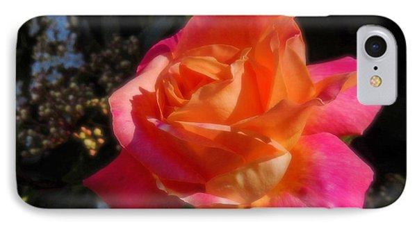 Wild Rose IPhone Case