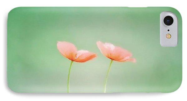 Wildflower Duet IPhone Case