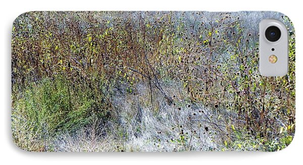 Wildflowers At The Bosque IPhone Case