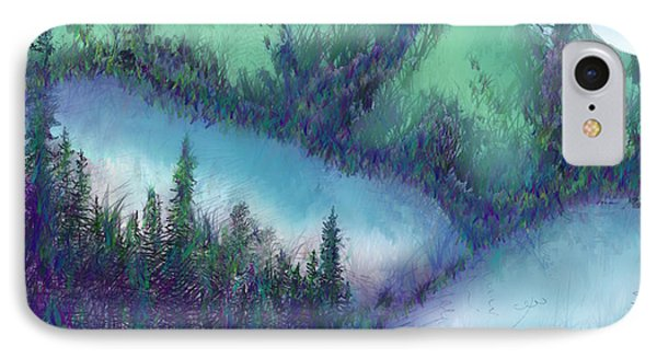 Wilmore Wilderness Area IPhone Case
