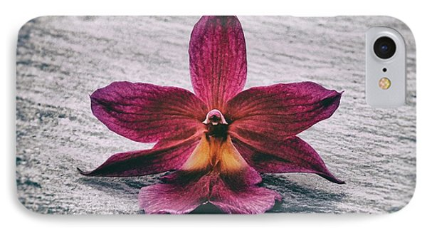Wilting Orchid  IPhone Case