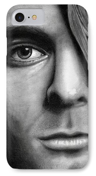 Window To A Troubled Soul IPhone Case