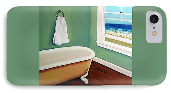 Window To The Sea No. 4 IPhone Case