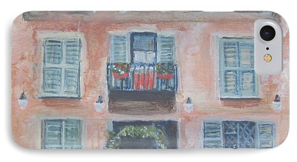 Windows And Shutters IPhone Case